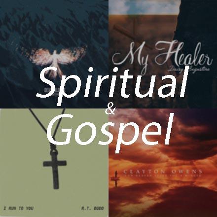 spiritual and gospel music samples   Demo My Song