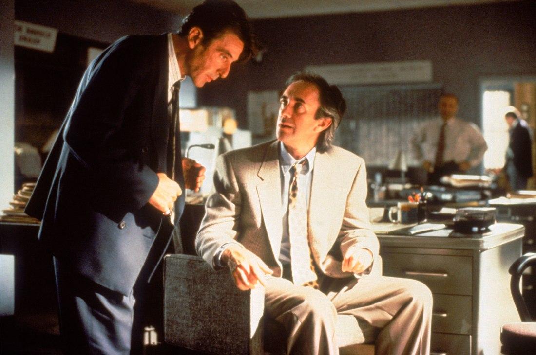 GLENGARRY GLEN ROSS, Al Pacino, Jonathan Pryce, 1992, (c) New Line/courtesy Everett Collection