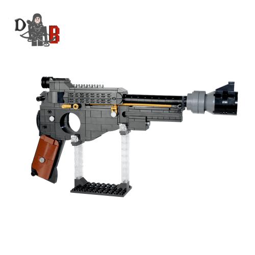 LEGO Mandalorian blaster