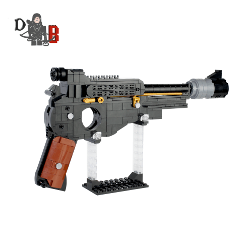 The Mandalorian Blaster Pistol