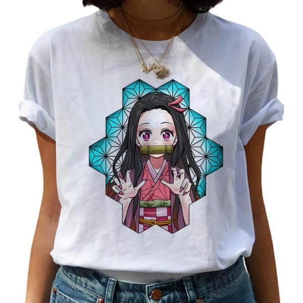 t-shirt nezuko kamado