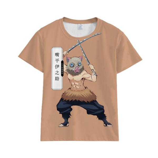 inosuke hashibira shirt