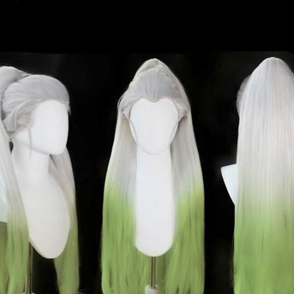 daki wig white