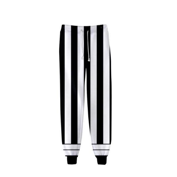 Obanai Iguro Pattern Pants - Demon Slayer Merch