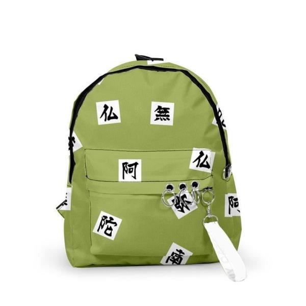 Gyomei Himejima Backpack Pattern
