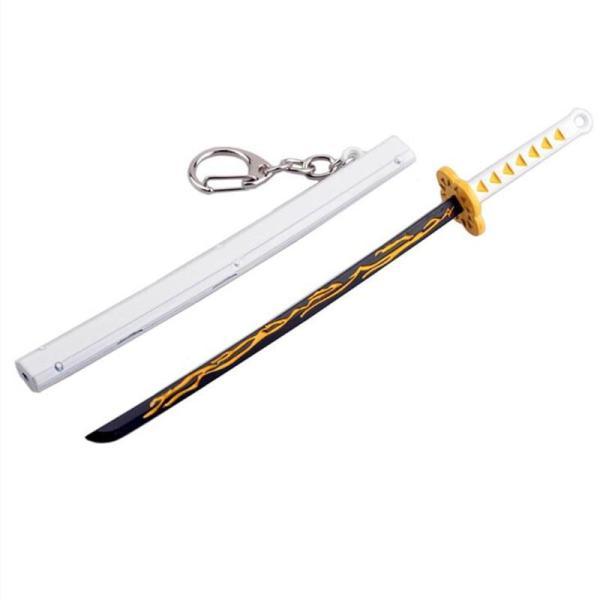 Zenitsu Sword Keychain - Demon Slayer Merch