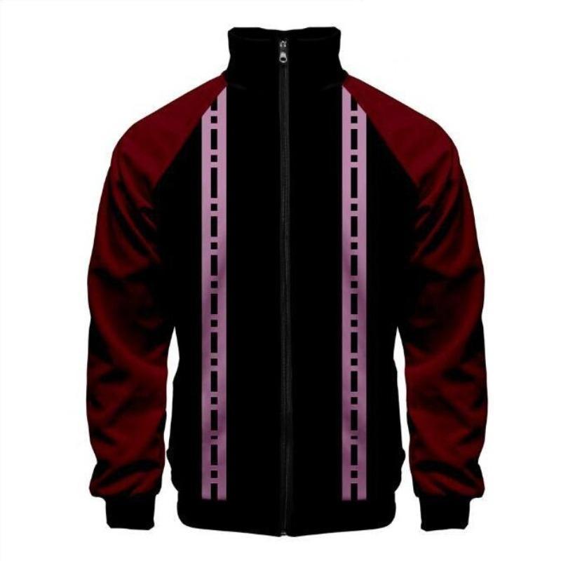 Jacket Doma Pattern | Demon Slayer Merch