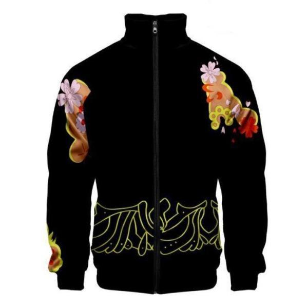 Jacket Muzan Female Pattern - Demon Slayer Merch