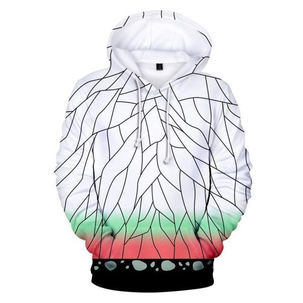 demon slayer shinobu hoodie