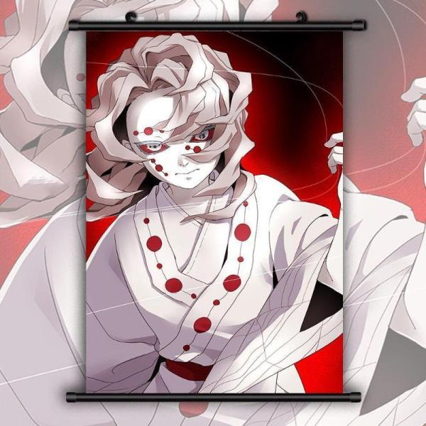 Rui Wall Scroll - Demon Slayer Merch