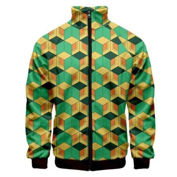 Sabito Pattern Jacket
