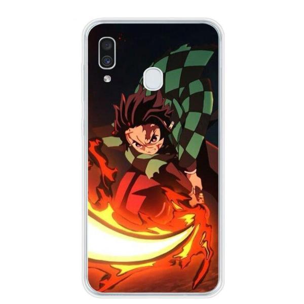 Tanjiro Phone Case   Demon Slayer Shop