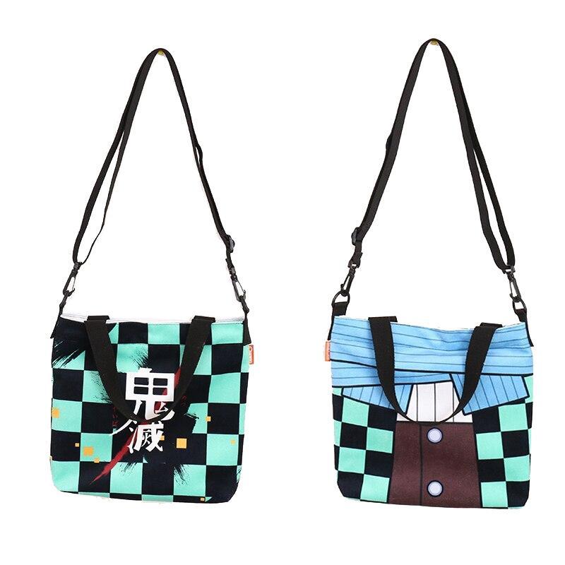 tanjiro bag haori pattern