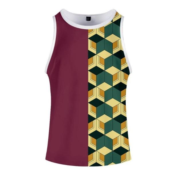 Tank Top Giyu Pattern