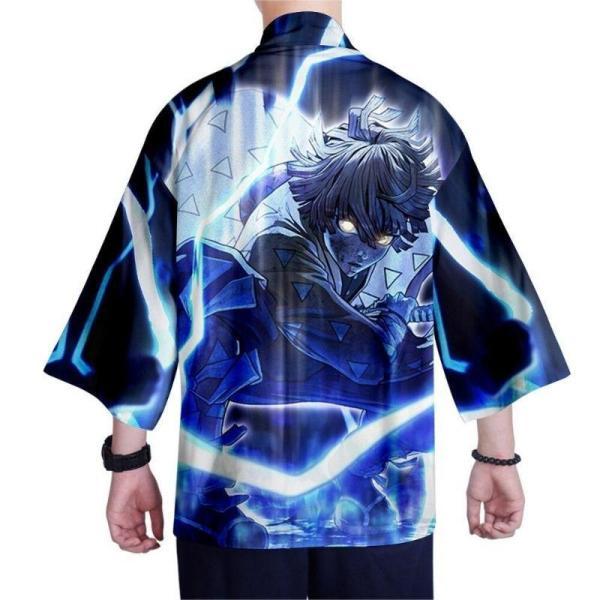 Zenitsu Kimono