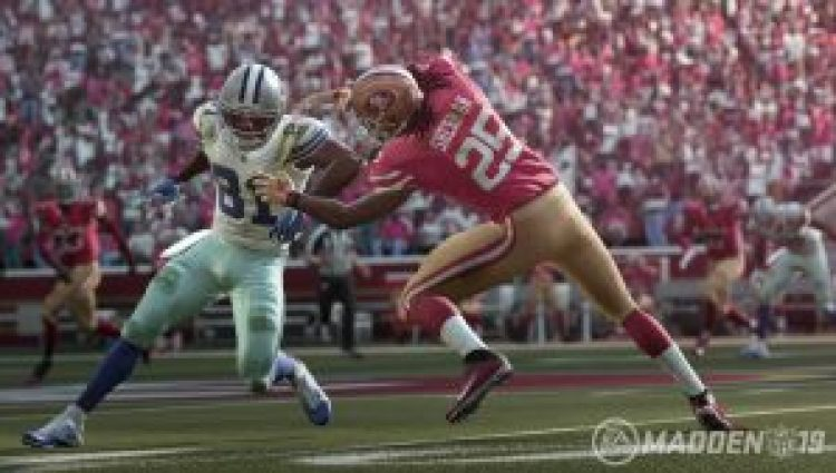 Madden 19 PS4 - review 7