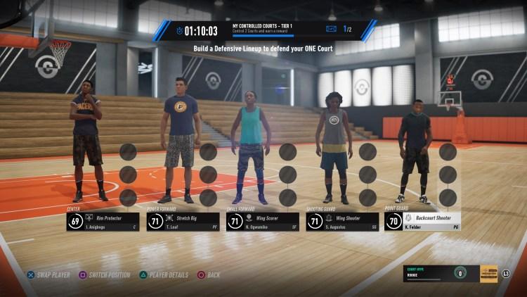 NBA Live 19 review 1