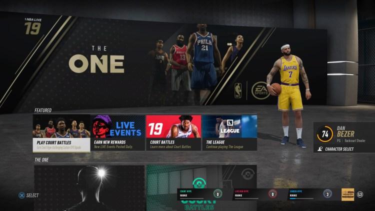 NBA Live 19 review 4