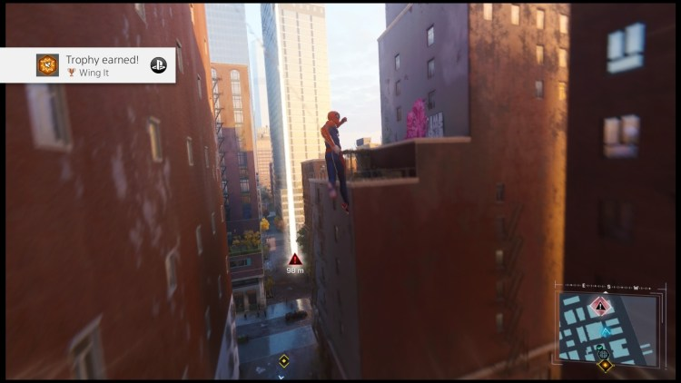 Spider-Man (PS4) review 2