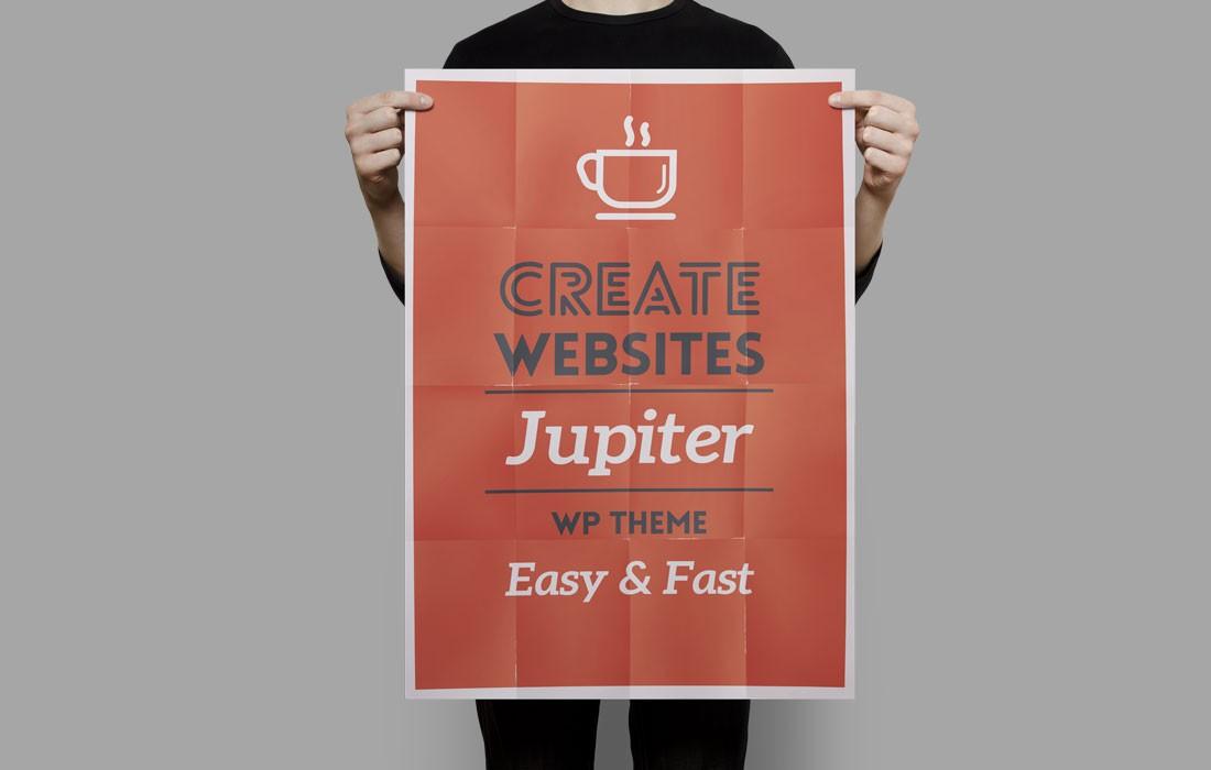 Jupiter Large Poster Set