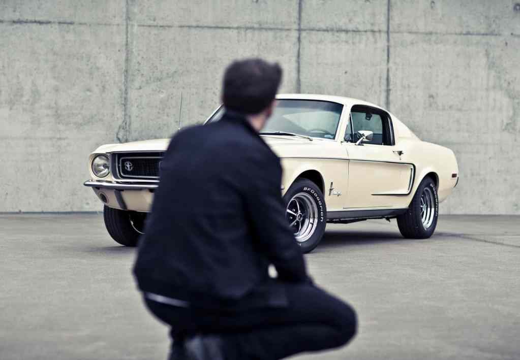 The List: Pascal & His Ford Mustang - Hive