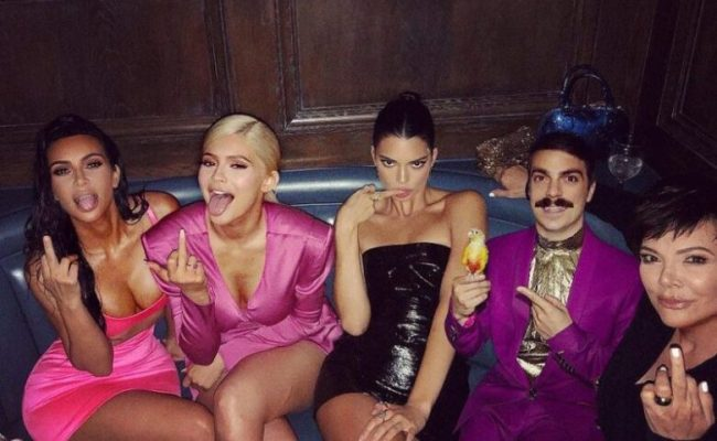 Kendall Jenner Has A New Show With Her Twin Brother