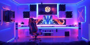 gaming setup gamer cool setups ultimate lighting pc gamers guide example