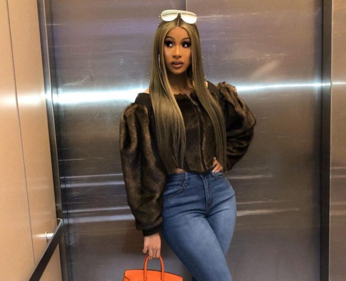 Cardi B Shows off Her New Look in the Latest Instagram Update - DemotiX