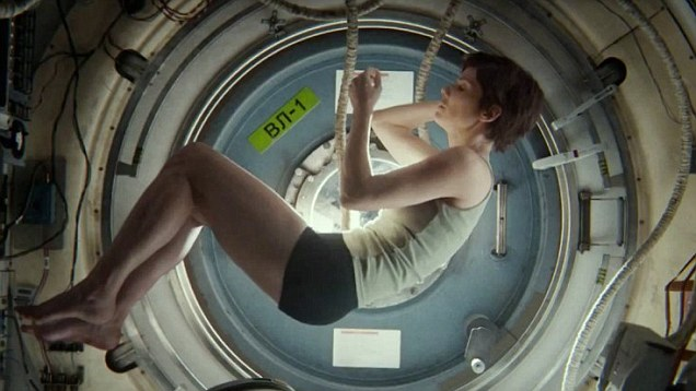 Gravity: Flotando entre la vida y la muerte