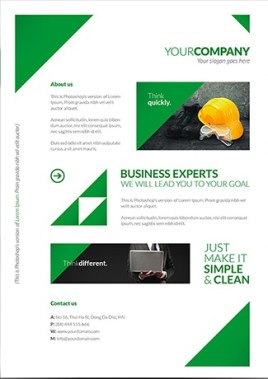 Free Business Flyer Template16