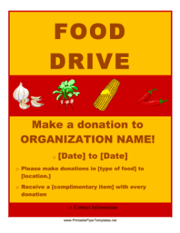 free food flyer 4