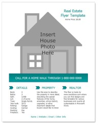 free real estate flyer24