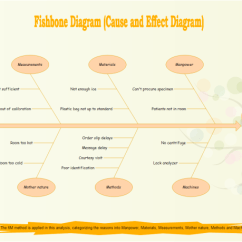 House Of Quality Six Sigma Diagram Protist Cell Labeled 15 Authorized Fishbone Templates : Powerpoint, Excel & Visio - Demplates