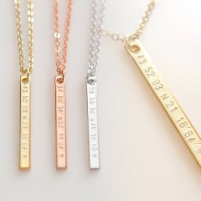 coordinates-necklace