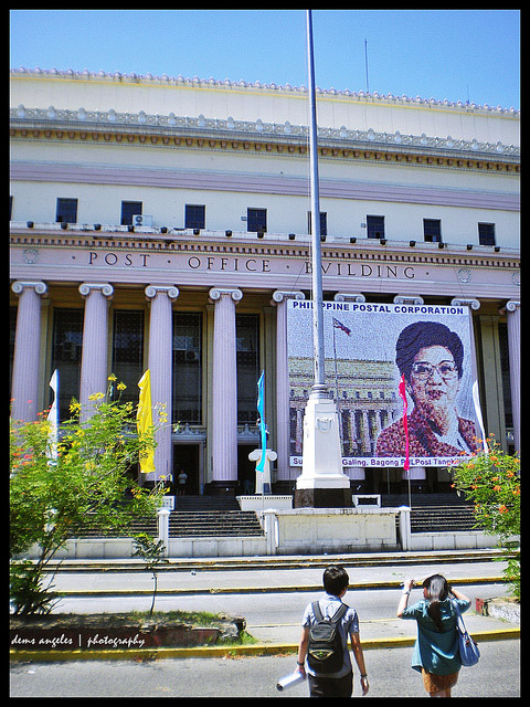 Manila Central Post Office Building