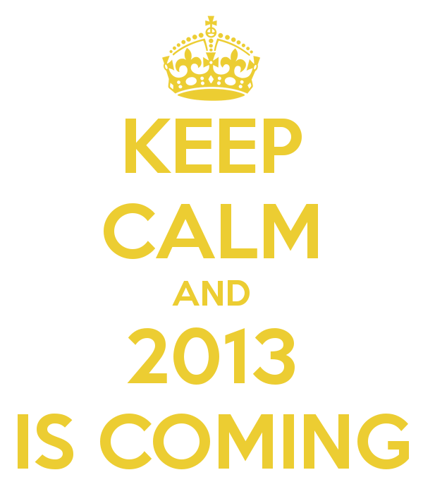 The Year It Has Been, 2012 Edition