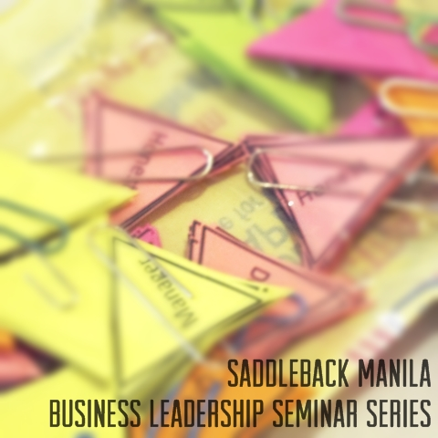 2013 Manila Business Leadership Seminars in a Nutshell