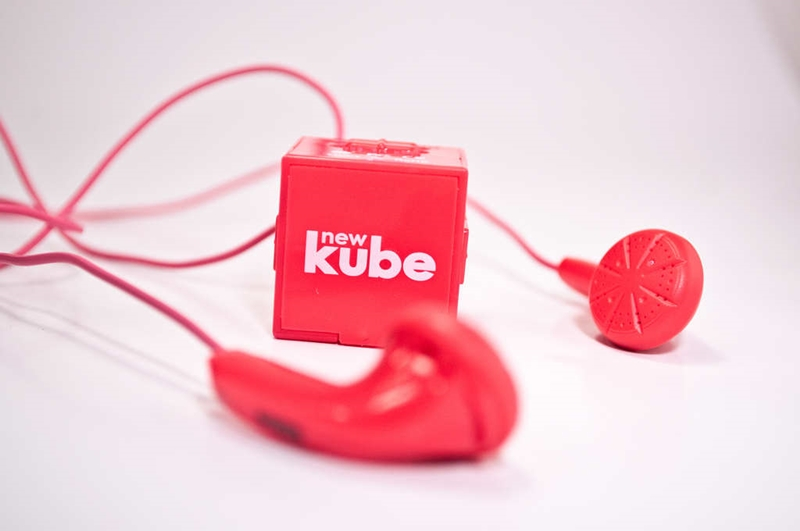 newKube-with-earphone