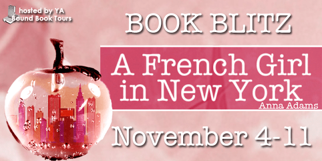 Book Blitz: A French Girl in New York