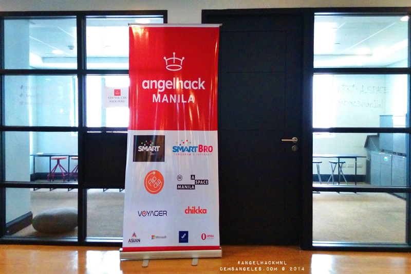 The Winners and Highlights of AngelHack Manila Spring 2014