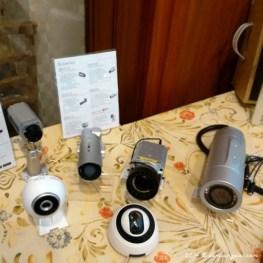 Network Management IP Surveillance Cameras