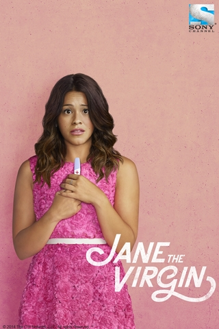 Jane the Virgin, nominated in Golden Globe Awards