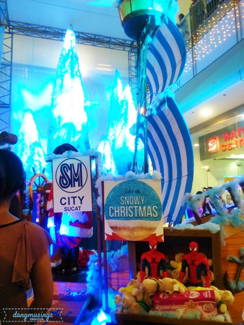 Have a Yo Ho Holidays at SM City Sucat!