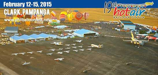 Philippine International Hot Air Balloon Festival marks 19th year