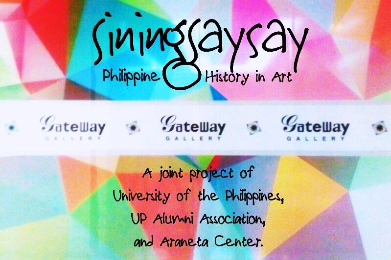 SiningSaysay: Historic, Artistic