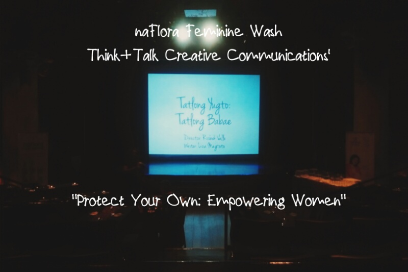 naFlora and Think+Talk empower women through monologues and open forum