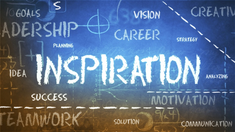 Inspiration – Who Needs It?