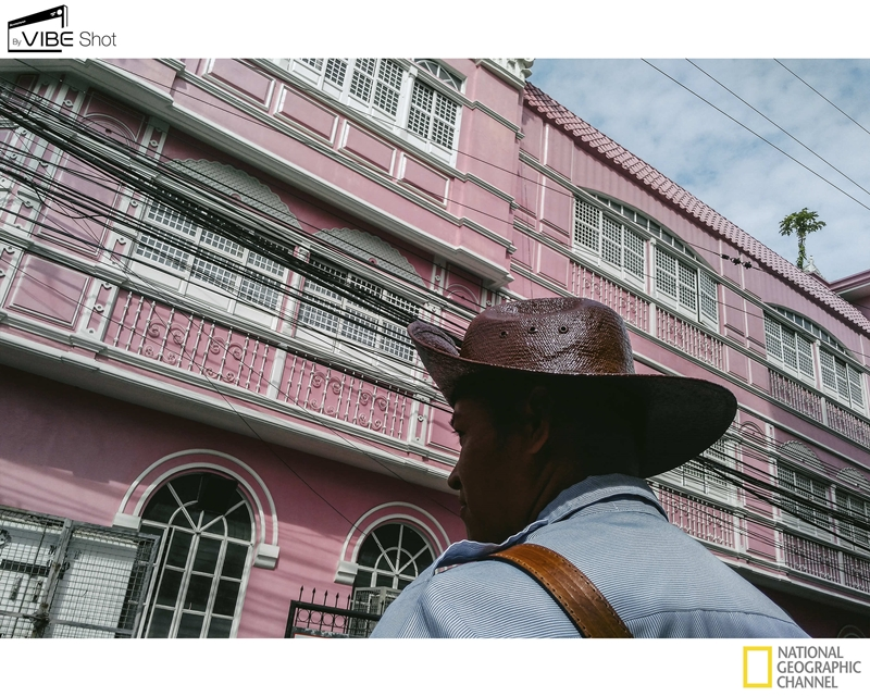 Intramuros Photo by Hannah Reyes taken with the Lenovo VIBE Shot