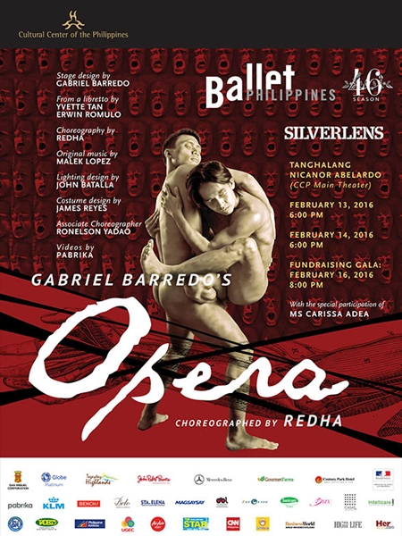 [Theater] Choose Art This Valentine's Day with Ballet Philippines' OPERA