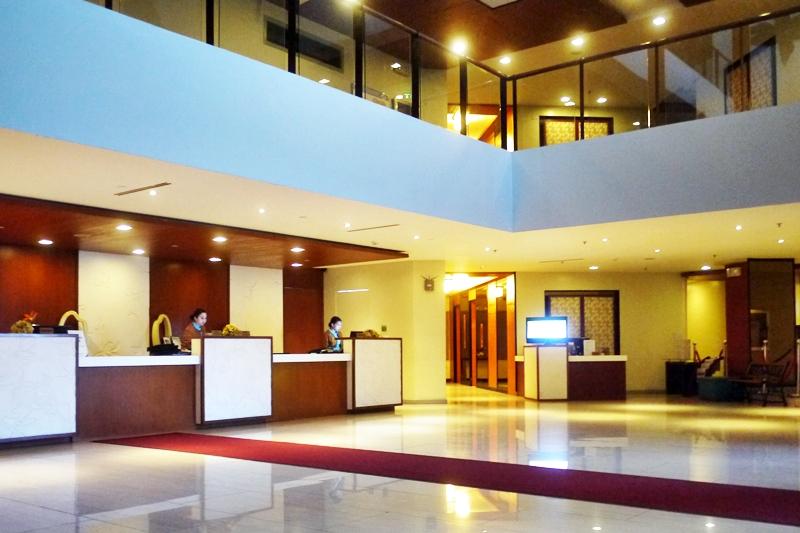 Azalea Residences Baguio Lobby Lounge